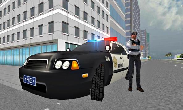 US Police Car Driver: Mad City Crime Life 3D screenshot 1