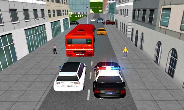 US Police Car Driver: Mad City Crime Life 3D screenshot 2