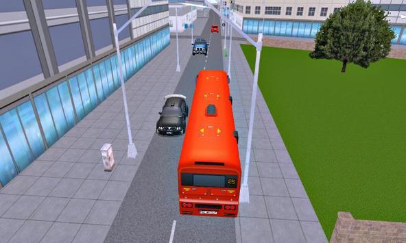 Bus Simulator USA Driving Game: Real City Life Sim apk screenshot