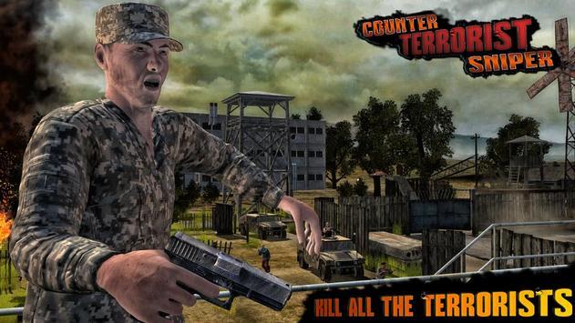 Counter Terrorist Sniper poster