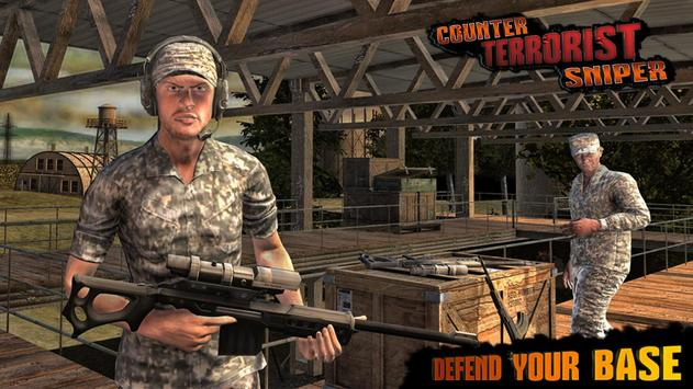Counter Terrorist Sniper apk screenshot