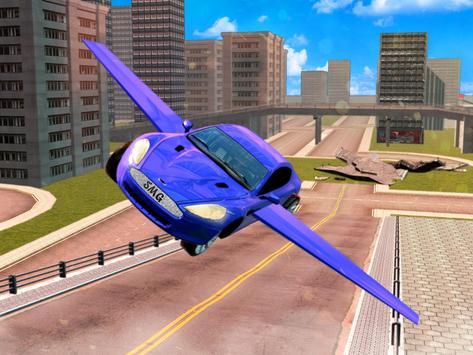Extreme Flying Car Simulator apk screenshot