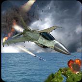 F16 Fighter Flight Air Attack icon