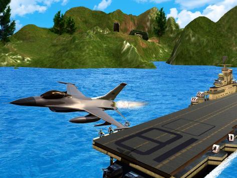 F16 Fighter Flight Air Attack apk screenshot