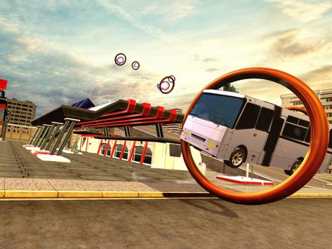 Flying World Bus Hill Drive apk screenshot