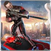 Hoverboard Terrorist Sniper icon