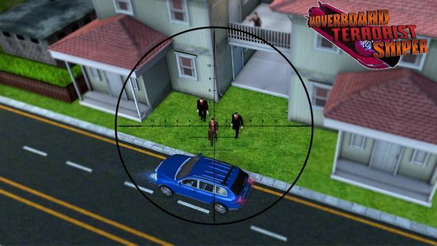 Hoverboard Terrorist Sniper apk screenshot