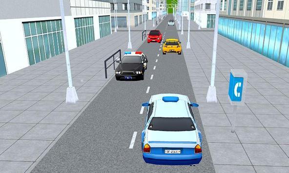 NY City Taxi Driver Game 2017 apk screenshot