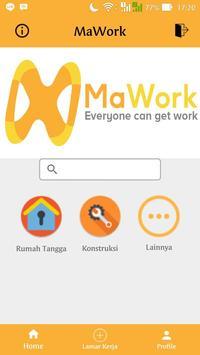 MaWork apk screenshot