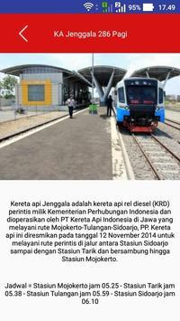 SidoarjoTransport apk screenshot