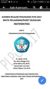RUMUS MATEMATIKA SMP poster