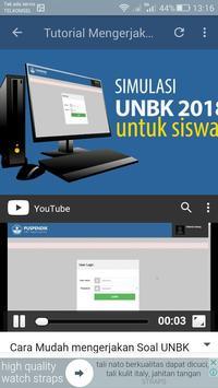 SIMULASI UNBK 2017-2018 screenshot 1