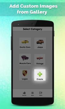 Car Coloring by Number: Sandbox Coloring screenshot 6