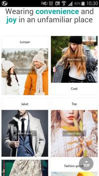 Seinustar - Rent Your Clothes apk screenshot