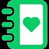 일기 - 자아성찰,음성 메모, 기분, 날씨 icon