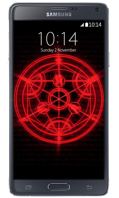 Transmutation Circle Wallpaper For Android Apk Download