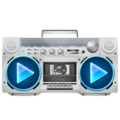 Boombox Music Player icon