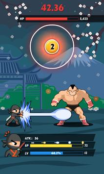 Ninja Clash Tap apk screenshot