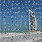 Dubai Puzzle icon