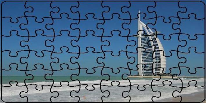 Dubai Puzzle screenshot 4
