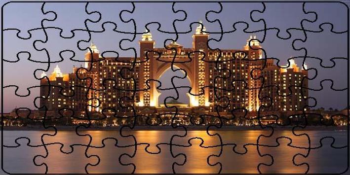 Dubai Puzzle screenshot 6