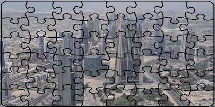 Dubai Puzzle screenshot 7