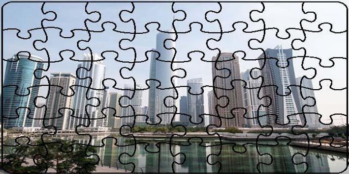 Dubai Puzzle screenshot 8