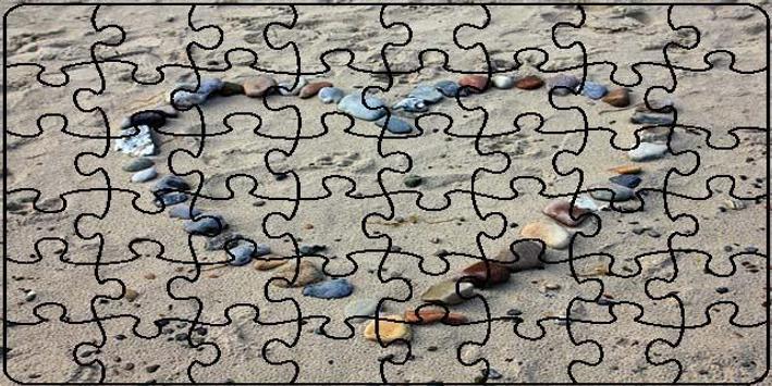 Puzzles for Romantics screenshot 1