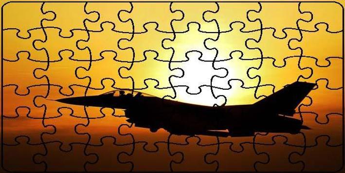 Planes Puzzle screenshot 7