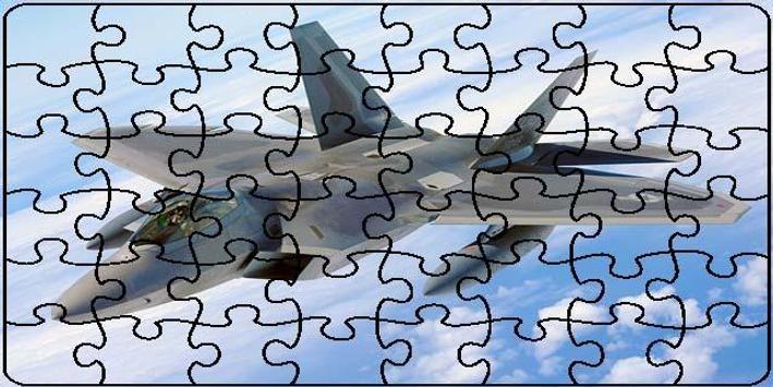 Planes Puzzle screenshot 8