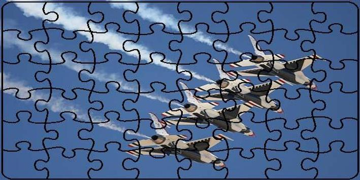 Planes Puzzle screenshot 9