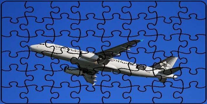 Planes Puzzle screenshot 1