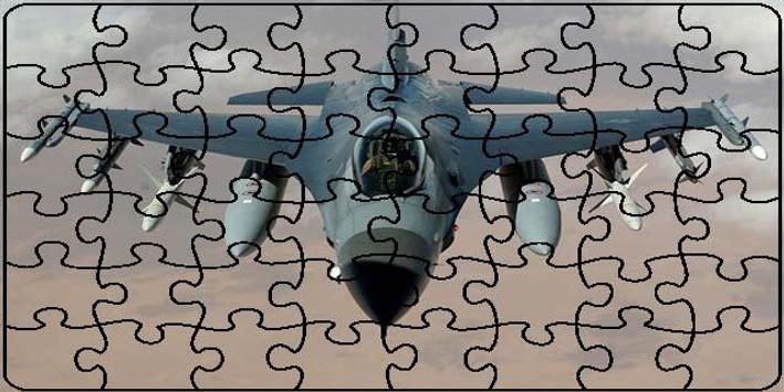 Planes Puzzle screenshot 2