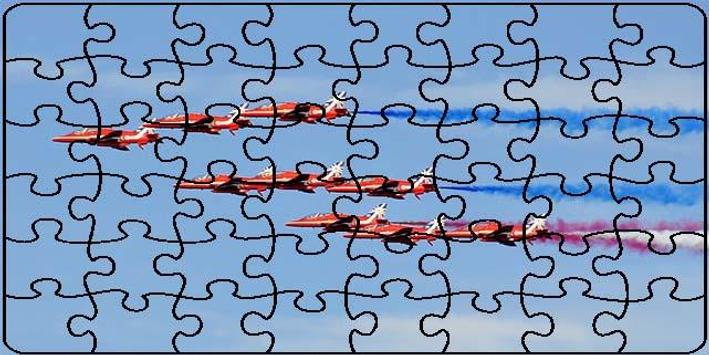 Planes Puzzle screenshot 3