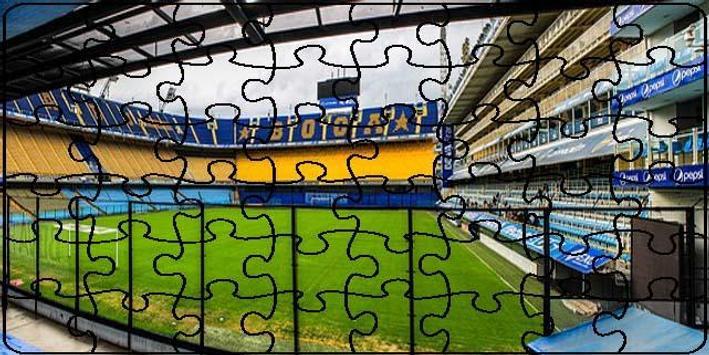 Stadiums Puzzle screenshot 3