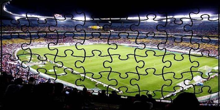 Stadiums Puzzle screenshot 5