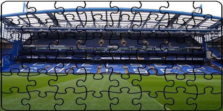 Stadiums Puzzle screenshot 7