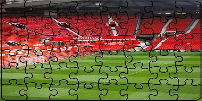 Stadiums Puzzle screenshot 8