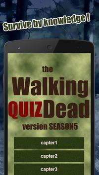 Quiz Walking Dead ver season5 poster