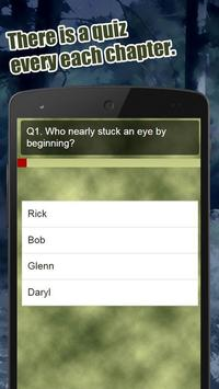 Quiz Walking Dead ver season5 screenshot 3