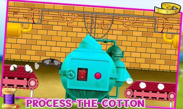 Girls Garment Cloth Factory: Tailor Boutique Shop screenshot 3
