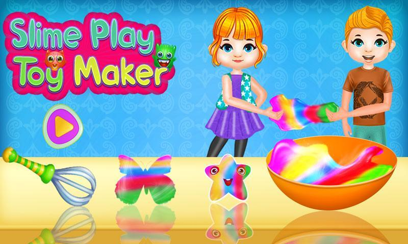 Slime Making Fun Play: DIY Slimy Jelly Maker Games for Android - APK