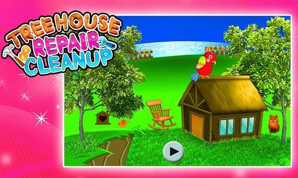 Treehouse Repair & Cleanup screenshot 3