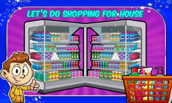 Supermarket Grocery Shopping apk screenshot