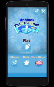 Unblock And Slide The Ice Ball screenshot 5