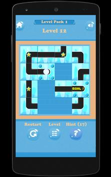 Unblock And Slide The Ice Ball screenshot 14