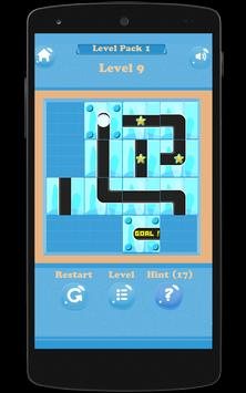 Unblock And Slide The Ice Ball screenshot 3