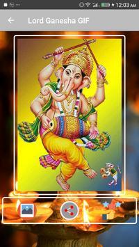 Lord Ganesha GIF - GIF Ganesha Collection apk screenshot