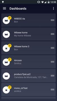Wibeee Business apk screenshot