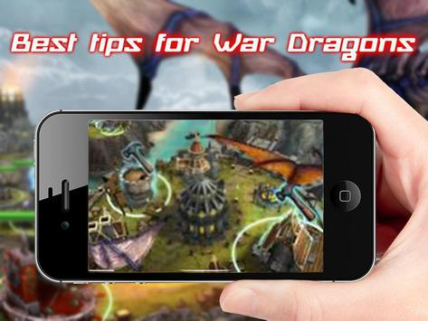 guide for war dragons apk screenshot